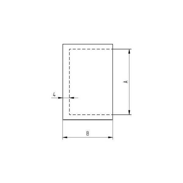 Cn5500215 capuchon plat coller poli miroir for Miroir 0 coller