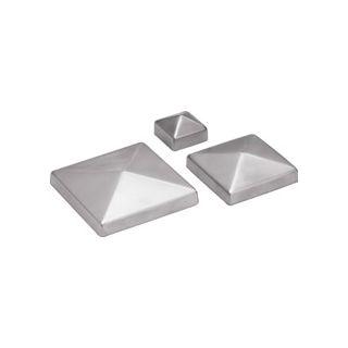 Capuchon pyramide en inox 316